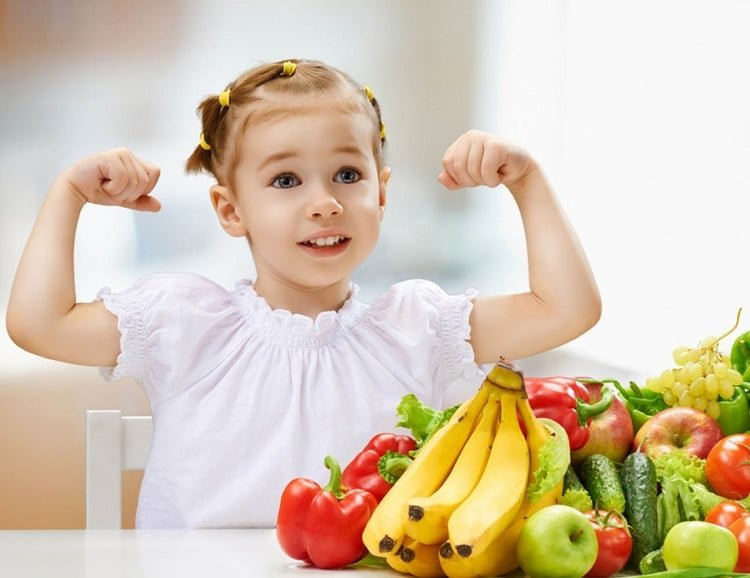 фрукты для имунитета