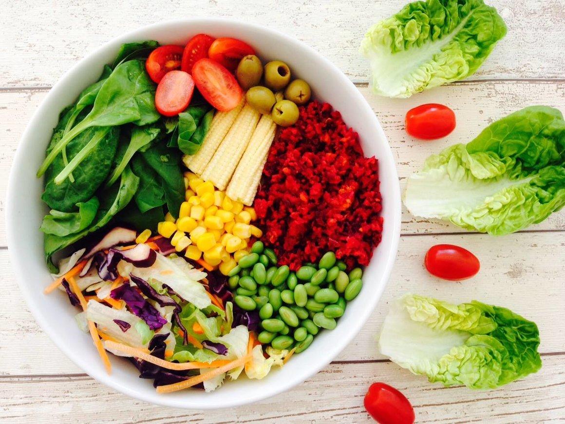 Виды легких диет