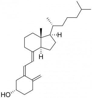 витамин D3 (холекальциферол) (Cholecalciferol)
