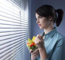 Питание при депрессии, неврозе и других заболеваниях нервной системы