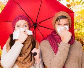 Простуда. Описание, симптомы, причины и лечение простуды