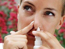 Лечение ринита (насморка)