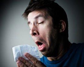 Симптомы ринита (насморка)