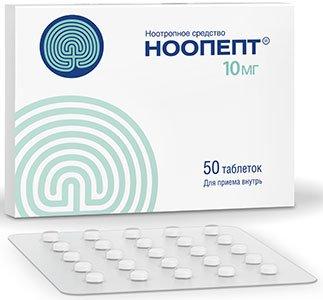 Ноопепт - уникальный инновационный ноотропный препарат, который улучшает память