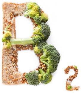 Витамин B2 (Рибофлавин). Описание, функции, источники, и другая информация о витамине B2.