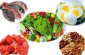 Источники витамина B5 (пантотеновой кислоты)