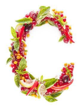 Витамин C. Описание и функции витамина C. Источники витамина C. Суточная потребность и передозировка витамина C. Симптомы дефицита витамина C.