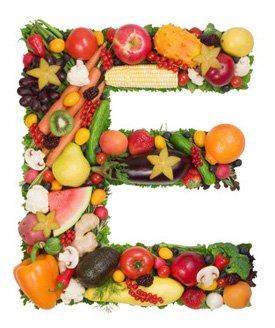 Витамин Е (Токоферол). Описание и функции витамина Е. Источники витамина Е. Продукты богатые витамином Е. Суточная потребность и передозировка витамина Е. Симптомы дефицита витамина Е.
