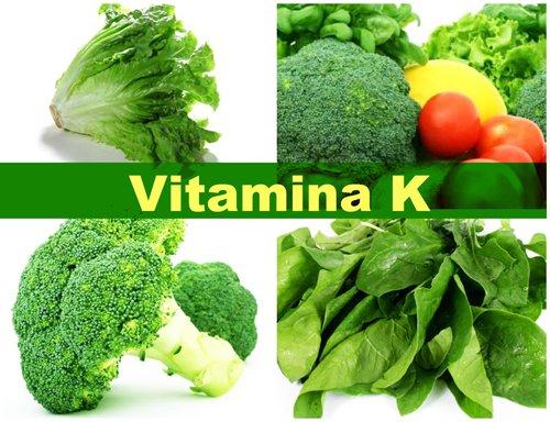 Общая характеристика витамина К
