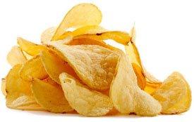 Вред чипсов и сухариков