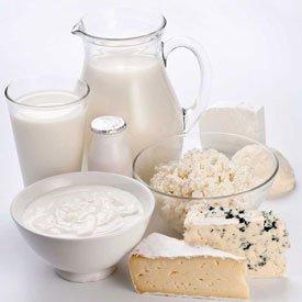Вред молочных продуктов