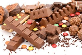 Вред сладостей