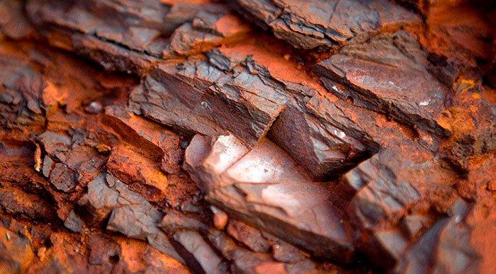 Железо в природе - железная руда