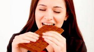 Польза шоколада для женщин