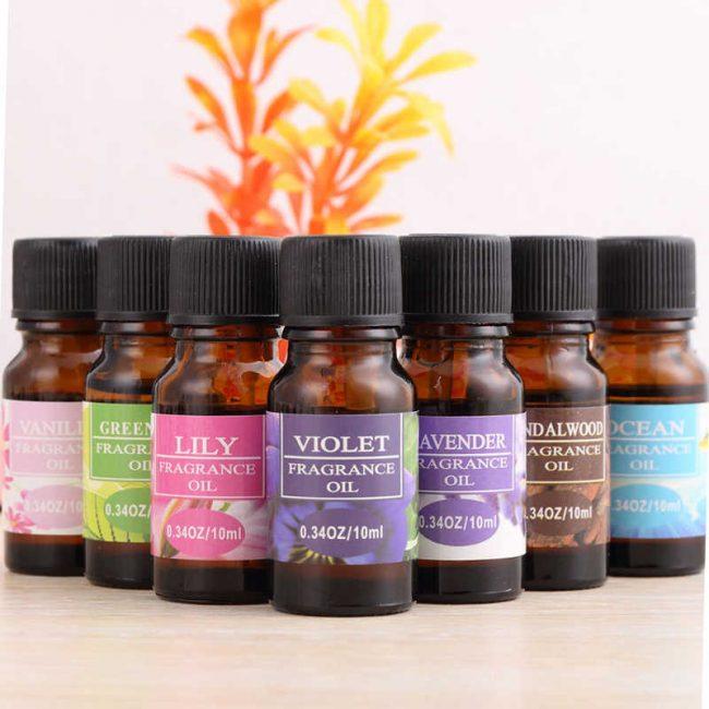 Эфирные масла также можно применять в качестве растирки при кашле